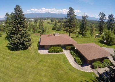 Kalispell Single Family Home For Sale: 151 Somerset Drive