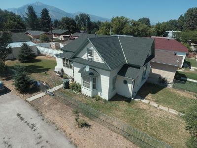 Hamilton Single Family Home For Sale: 601 North 4th Street