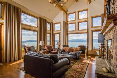 Bigfork Single Family Home For Sale: 38 Sunset Place