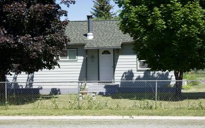 Lincoln County Single Family Home Under Contract Taking Back-Up : 241 9th Street