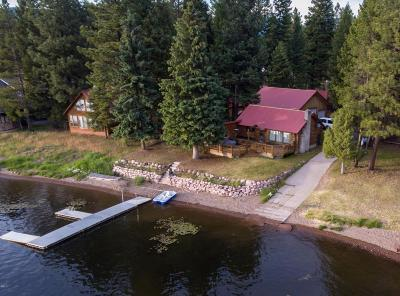 Seeley Lake MT Single Family Home For Sale: $850,000