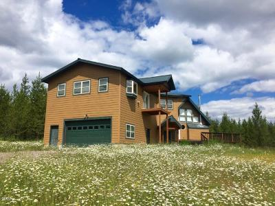 West Glacier, Polebridge Single Family Home For Sale: 1070 Numa Peak Lane