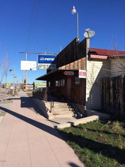 Lake County Commercial For Sale: 92580 Us Highway 93 North