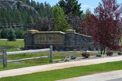 Bigfork Residential Lots & Land For Sale: 1299 Lake Pointe Drive