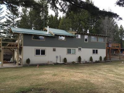 Lincoln County Single Family Home For Sale: 528 South Rolling Hills Road