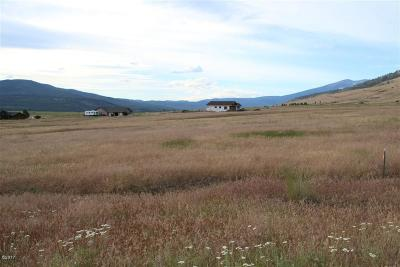 Sanders County Residential Lots & Land Under Contract Taking Back-Up : Lot 8 McNeil Lane