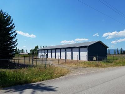 Columbia Falls Commercial For Sale: 156 Hellman Lane