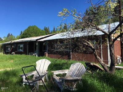 Lincoln County Single Family Home For Sale: 214 Hearns Road