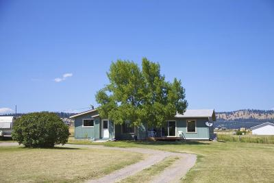 Kalispell MT Single Family Home Under Contract Taking Back-Up : $259,000