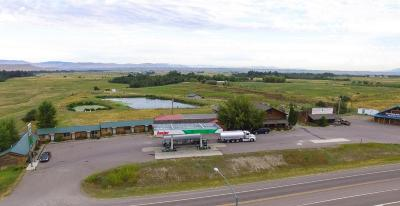 Lake County Commercial For Sale: 77547 Us Hwy 93 North
