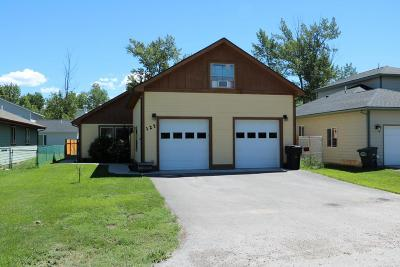 Kalispell MT Single Family Home For Sale: $219,900