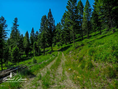 Seeley Lake Residential Lots & Land For Sale: 1515 Elkhorn Drive