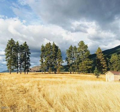 Flathead County Residential Lots & Land For Sale: Nhn Jensen Road