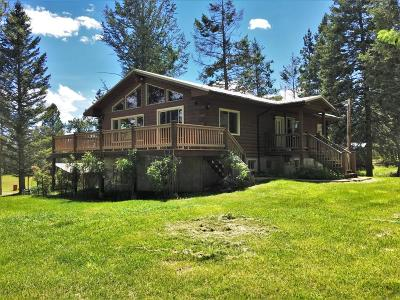 Lincoln County Single Family Home For Sale: 189 Therriault Creek Road