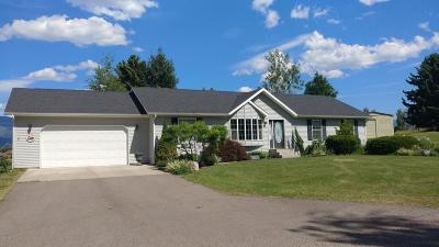 Polson Single Family Home For Sale: 120 Bogey Drive North