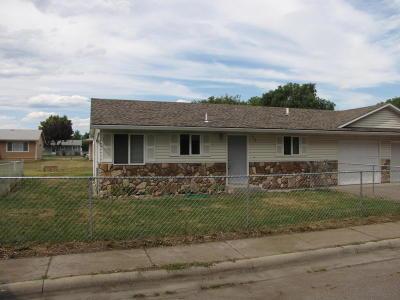 Missoula Single Family Home Under Contract Taking Back-Up : 15 Catrina Lane