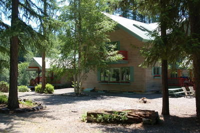 Columbia Falls Single Family Home For Sale: 5464 Rabe Road