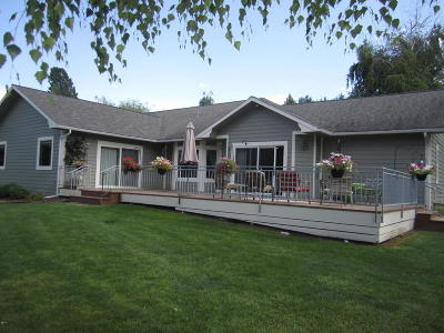 Bigfork Single Family Home For Sale: 510 Echo Lake Road