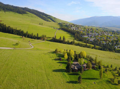 Missoula Residential Lots & Land For Sale: 5001 Hillview Way