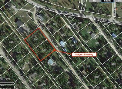 Whitefish Residential Lots & Land For Sale: 244&248 Hare Trail