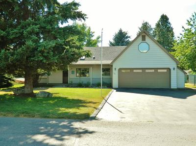 Bigfork Single Family Home Under Contract Taking Back-Up : 218 Crestview Drive