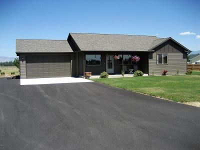 Stevensville Single Family Home For Sale: 72 Canyon Breeze Court