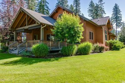 Flathead County Single Family Home For Sale