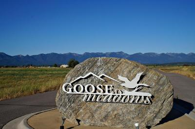 Kalispell Residential Lots & Land For Sale: 109 Goose Lane