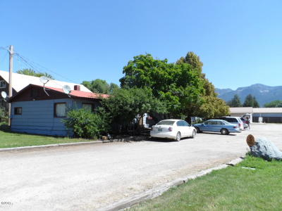 Lake County Multi Family Home For Sale: 42028, 4201 Old Hwy 93