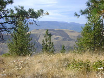 Sanders County Residential Lots & Land For Sale: Nhn Yosyrian Lane