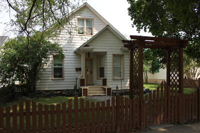 Flathead County Single Family Home Under Contract Taking Back-Up : 111 4th Avenue East