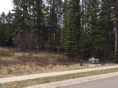 Whitefish Residential Lots & Land For Sale: 1008 Meadowlark Lane