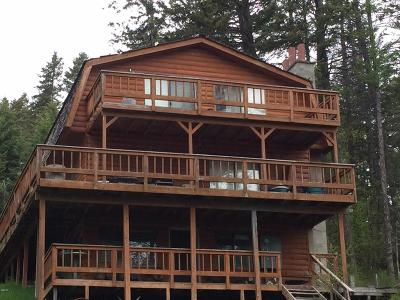 Whitefish Single Family Home Under Contract Taking Back-Up : 247 Goat Trail