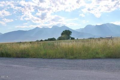Saint Ignatius MT Residential Lots & Land For Sale: $57,750