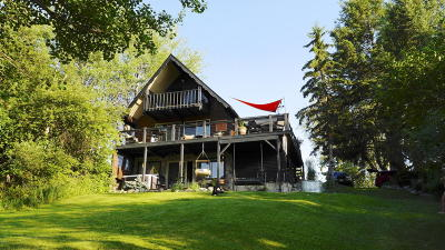 Flathead County Single Family Home For Sale: 110 & 112 West 2nd Street
