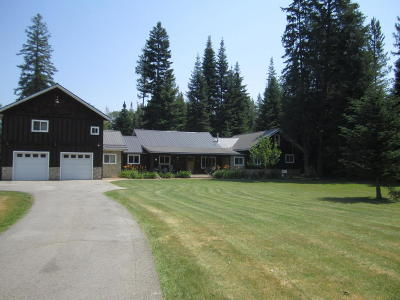 Bigfork Single Family Home For Sale: 31652 South Ferndale Drive