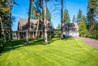Columbia Falls Single Family Home For Sale: 43 Ridgeway Court