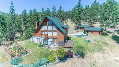 Missoula Single Family Home For Sale: 10475 Upland Trail