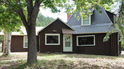 Lincoln County Single Family Home For Sale: 2565 River Road