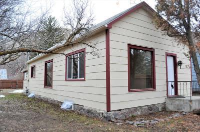 Missoula County Single Family Home For Sale: 1126 Vine Street