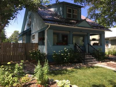 Whitefish Single Family Home For Sale: 560 Somers Avenue