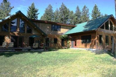 Plains Single Family Home For Sale: 91 Hideaway Lane