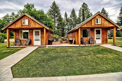 Flathead County Multi Family Home For Sale: 1384 Aluminum Drive