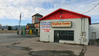 Kalispell Commercial For Sale: 2790 Us Highway 93 South