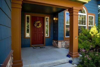 Kalispell Single Family Home For Sale: 164 Pheasant Run