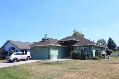 Polson Single Family Home For Sale: 112 Eagle Drive