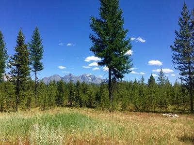 Polebridge, West Glacier Residential Lots & Land For Sale: 166 Kintla Ranch Road