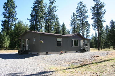 Thompson Falls Single Family Home For Sale: 8 Pine Spur