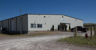 Lake County Commercial Lease For Lease: Kerr Dam Road