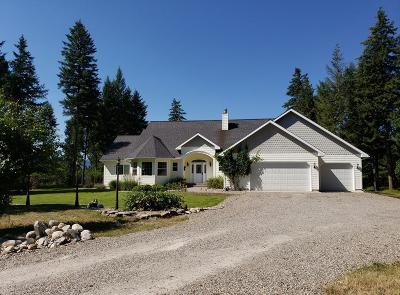 Lincoln County Single Family Home For Sale: 337 Swede Gulch Drive